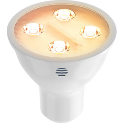 Hive Hive Active Light Dimmable Smart LED GU10 Bulb 4.8W 350lm - 77606 - from Toolstation