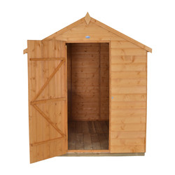 Forest Garden Shiplap Dip Treated Apex Shed