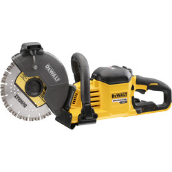 DeWalt DeWalt DCS690 54V XR FlexVolt 230mm Cut Off Saw Body Only - 77682 - from Toolstation