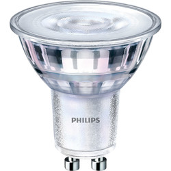 Philips LED GU10 Dimmable Glass Lamp