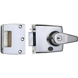 Era ERA Double Locking Nightlatch 60mm Polished Chrome - 77740 - from Toolstation
