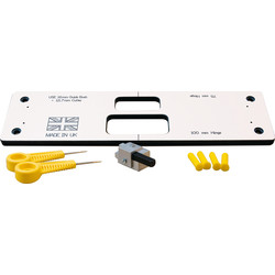 Unika Hinge Jig  - 77813 - from Toolstation