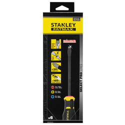 Stanley FatMax Select PRO Diamond Screwdriver Set