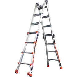 Little Giant Little Giant Revolution Multi-Purpose Ladder 4 Rung - 78049 - from Toolstation