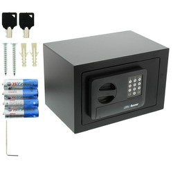 Burg-Wächter Favor Electronic Locking Safe 9.5L