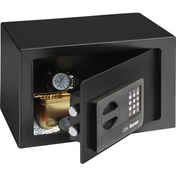Burgwachter Burg-Wächter Favor Electronic Locking Safe 9.5L S3 E - 78085 - from Toolstation