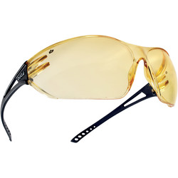 Bolle Bolle Slam Safety Glasses Amber - 78250 - from Toolstation