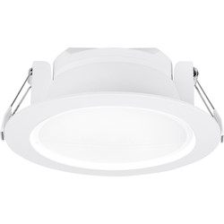Enlite Enlite Uni-FIt IP44 Dimmable LED Downlight 15W 1100lm A+ - 78286 - from Toolstation