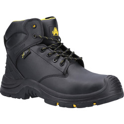 Amblers Amblers AS303c Metatarsal Safety Boots Black Size 9 - 78297 - from Toolstation