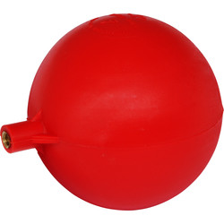 "Plastic Ball Float 4.1/2"" - 78361 - from Toolstation"