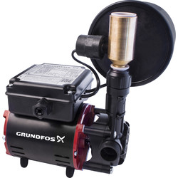 Grundfos Grundfos SSR2-2.0 CN Single Impeller Universal Shower Pump 2.0 bar - 78379 - from Toolstation