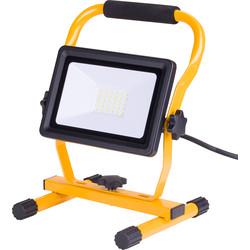 Unbranded 240V LED Portable Work Light IP65 30W 2250lm - 78678 - from Toolstation