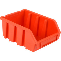 Ergobox Storage Bins 116 x 161 x 75mm - 78749 - from Toolstation