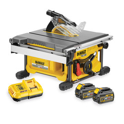 DeWalt DCS7485T2-GB 54V XR FlexVolt 210mm Table Saw