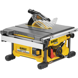 DeWalt DeWalt DCS7485T2-GB 54V XR FlexVolt 210mm Table Saw 2 x 6.0Ah - 78782 - from Toolstation