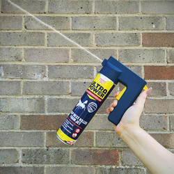 Zero In Ultra Power Wasp Nest Killer Foam Jet