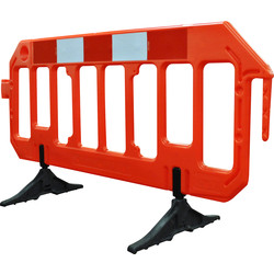 Melba Swintex Melba Swintex HDPE Gate Barrier  - 78849 - from Toolstation
