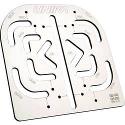 Unika Unika Aperture Pairs Jig  - 78856 - from Toolstation