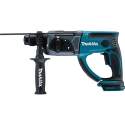 Makita Makita DHR202Z 18V Cordless SDS Plus Rotary Hammer Body Only - 78870 - from Toolstation