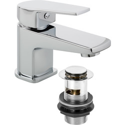 Highlife Earn Cloakroom Basin Mixer Tap  - 78906 - from Toolstation