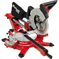 Einhell Einhell GE SM2534 250mm Expert Double Bevel Sliding Crosscut Mitre Saw 230V - 78964 - from Toolstation