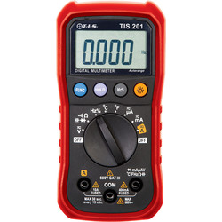 TIS TIS Autoranging Digital Multimeter  - 79008 - from Toolstation