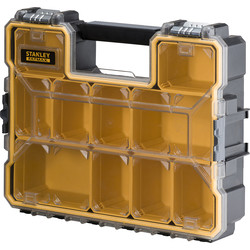 Stanley FatMax Stanley FatMax Waterproof Deep Pro Organiser 446 x 356 x 116mm - 79132 - from Toolstation