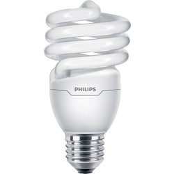 Philips Philips Energy Saving CFL Spiral Lamp 20W ES (E27) 1320lm - 79158 - from Toolstation