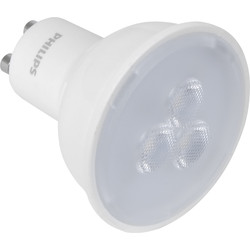Philips Philips LED Lamp GU10 3.5W 240lm A+ - 79241 - from Toolstation