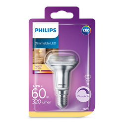 Philips LED Reflector Dimmable Lamp