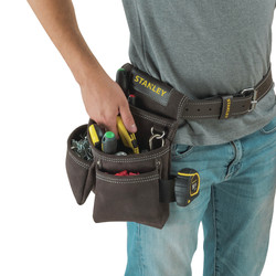Stanley Leather Belt