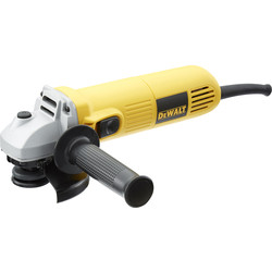 "DeWalt DeWalt DWE4016-GB 4 1/2"" Angle Grinder 240V - 79333 - from Toolstation"