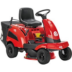 Solo by AL-KO SOLO by AL-KO 224cc 62cm Petrol Ride On Mower R7-62.5 - 79337 - from Toolstation