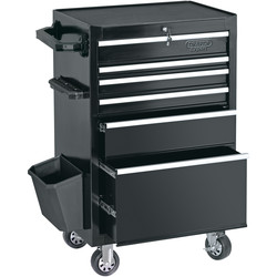 "Draper Draper Roller Tool Cabinet 26"" 6 drawer - 79358 - from Toolstation"