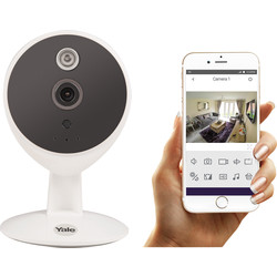Yale Smart Living Yale Home View WiFi HD Security Camera  - 79409 - from Toolstation