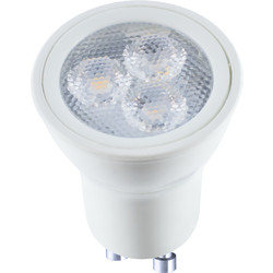 Integral LED Integral LED GU10 35mm Lamp 3W Cool White 195lm - 79465 - from Toolstation