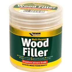 Everbuild Everbuild Multi Purpose Wood Filler 250ml Pine - 79488 - from Toolstation
