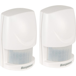 Response Response Wireless Alarm Accessories PIR Movement Detectors - 79498 - from Toolstation
