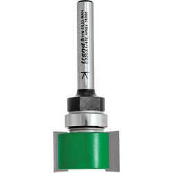 "Trend Trend 1/4"" Intumescent Router Cutter 15 x 24mm - 79507 - from Toolstation"