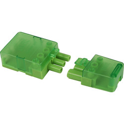 Greenbrook Lighting Connector 20A 3 Pole - 79534 - from Toolstation
