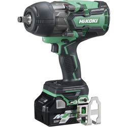 Hikoki Hikoki WR36DB 36V Brushless MultiVolt Impact Wrench 2 x 2.5Ah Multivolt - 79546 - from Toolstation