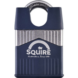 Squire Squire Warrior Padlock 45 x 8 x 26mm CS - 79571 - from Toolstation