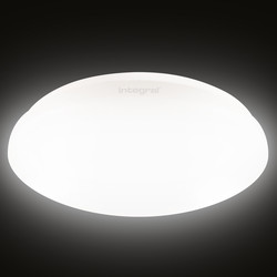 Integral LED IP44 Bulkhead
