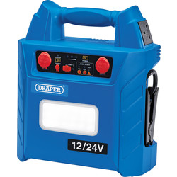 Draper Draper 12V/24V Jump Starter 3000A - 79638 - from Toolstation