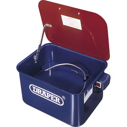 Draper Draper Bench Mounted Parts Washer 230V - 79640 - from Toolstation