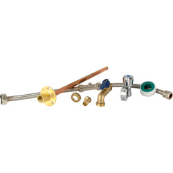 Garden Tap Kit  - 79669 - from Toolstation