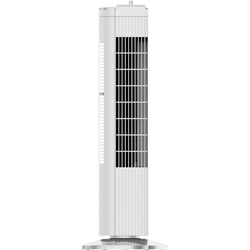 "Unbranded 30"" Tower Fan 35W 3 Speed 2 Hour Timer - 79704 - from Toolstation"