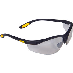 DeWalt Reinforcer Safety Glasses Indoor / Outdoor Lens