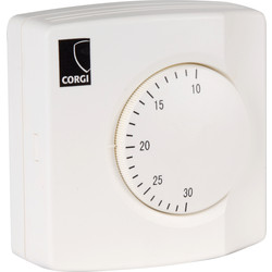 Corgi Corgi Room Thermostat Volt Free - 79840 - from Toolstation