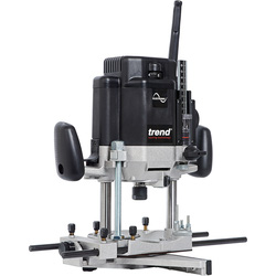 "Trend Trend T10 1/2"" Variable Speed Router 230V - 79953 - from Toolstation"